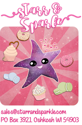 Starr and Sparkle Crafts & Designs